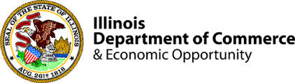 IL Department of Commerce logo
